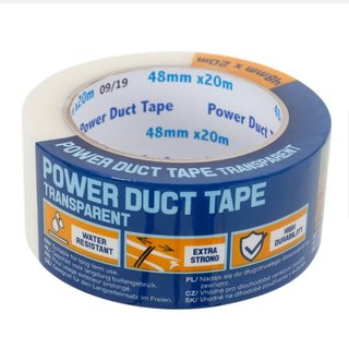 Power Outdoor Allwetter DUCT Tape 48mm x 20m Klebeband extra stark Premium